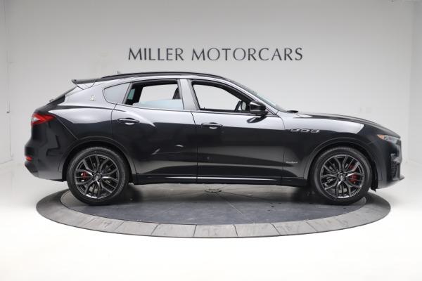 New 2020 Maserati Levante Q4 GranSport for sale $88,885 at Bugatti of Greenwich in Greenwich CT 06830 9