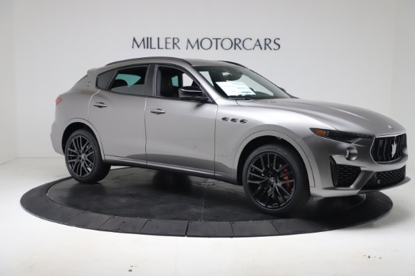 New 2020 Maserati Levante Q4 GranSport for sale $91,985 at Bugatti of Greenwich in Greenwich CT 06830 10