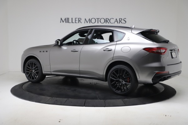 New 2020 Maserati Levante Q4 GranSport for sale $91,985 at Bugatti of Greenwich in Greenwich CT 06830 4