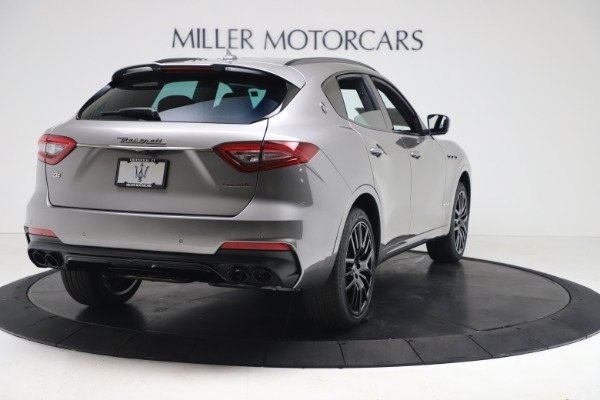 New 2020 Maserati Levante Q4 GranSport for sale $91,985 at Bugatti of Greenwich in Greenwich CT 06830 7