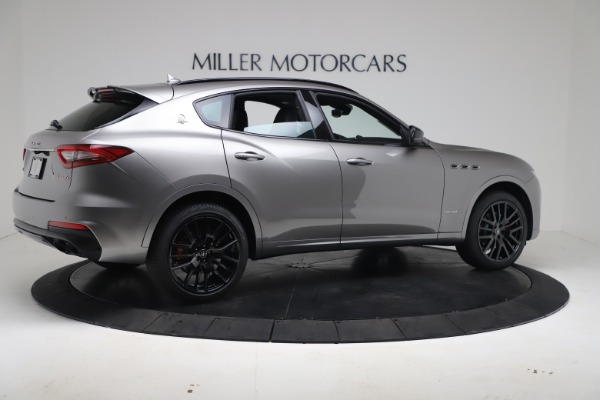 New 2020 Maserati Levante Q4 GranSport for sale $91,985 at Bugatti of Greenwich in Greenwich CT 06830 8