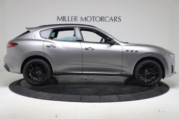 New 2020 Maserati Levante Q4 GranSport for sale $91,985 at Bugatti of Greenwich in Greenwich CT 06830 9