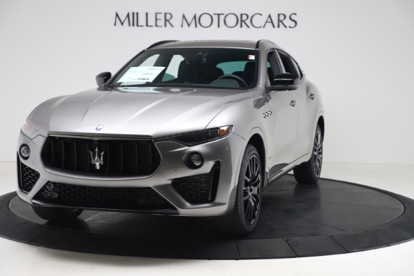 New 2020 Maserati Levante Q4 GranSport for sale $91,985 at Bugatti of Greenwich in Greenwich CT 06830 1