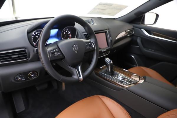 New 2020 Maserati Levante Q4 GranLusso for sale Sold at Bugatti of Greenwich in Greenwich CT 06830 13