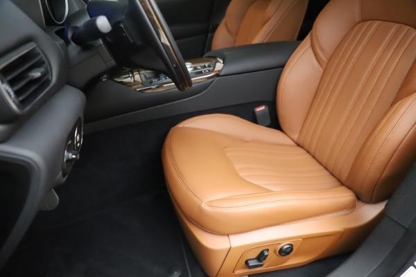 New 2020 Maserati Levante Q4 GranLusso for sale Sold at Bugatti of Greenwich in Greenwich CT 06830 15