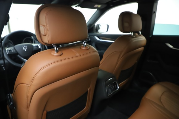 New 2020 Maserati Levante Q4 GranLusso for sale Sold at Bugatti of Greenwich in Greenwich CT 06830 20