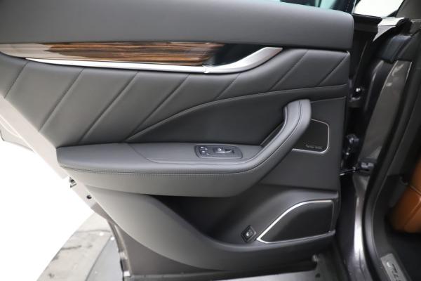 New 2020 Maserati Levante Q4 GranLusso for sale Sold at Bugatti of Greenwich in Greenwich CT 06830 21