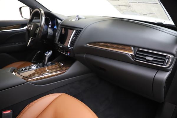 New 2020 Maserati Levante Q4 GranLusso for sale Sold at Bugatti of Greenwich in Greenwich CT 06830 22