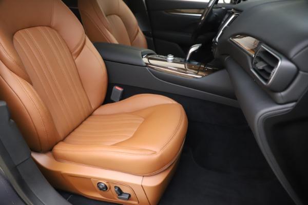 New 2020 Maserati Levante Q4 GranLusso for sale Sold at Bugatti of Greenwich in Greenwich CT 06830 24