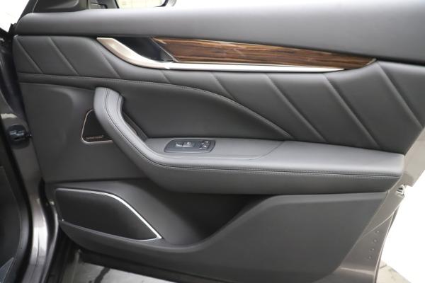New 2020 Maserati Levante Q4 GranLusso for sale Sold at Bugatti of Greenwich in Greenwich CT 06830 25