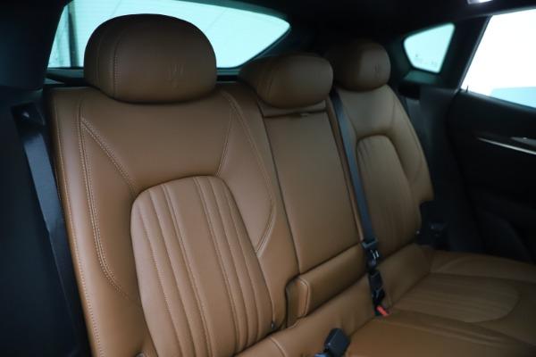 New 2020 Maserati Levante Q4 GranLusso for sale Sold at Bugatti of Greenwich in Greenwich CT 06830 26