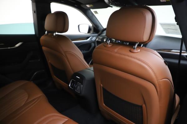 New 2020 Maserati Levante Q4 GranLusso for sale Sold at Bugatti of Greenwich in Greenwich CT 06830 28