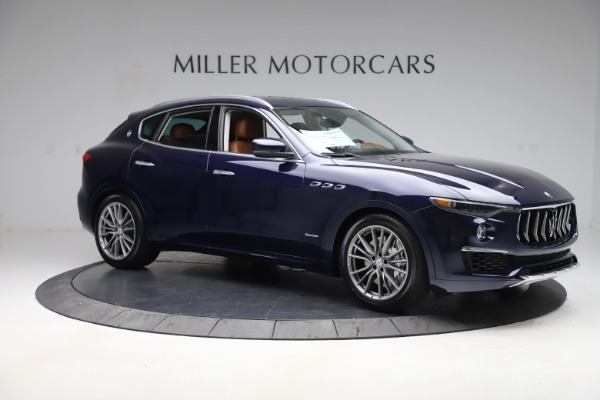 New 2020 Maserati Levante Q4 GranLusso for sale $87,335 at Bugatti of Greenwich in Greenwich CT 06830 10