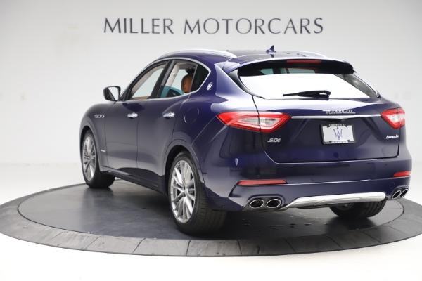 New 2020 Maserati Levante Q4 GranLusso for sale $87,335 at Bugatti of Greenwich in Greenwich CT 06830 5