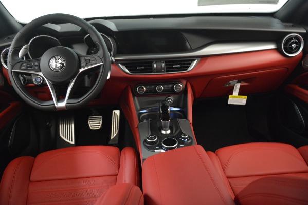New 2019 Alfa Romeo Stelvio Ti Sport Q4 for sale $54,340 at Bugatti of Greenwich in Greenwich CT 06830 16