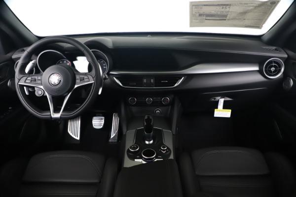New 2019 Alfa Romeo Stelvio Ti Sport Q4 for sale $56,690 at Bugatti of Greenwich in Greenwich CT 06830 16