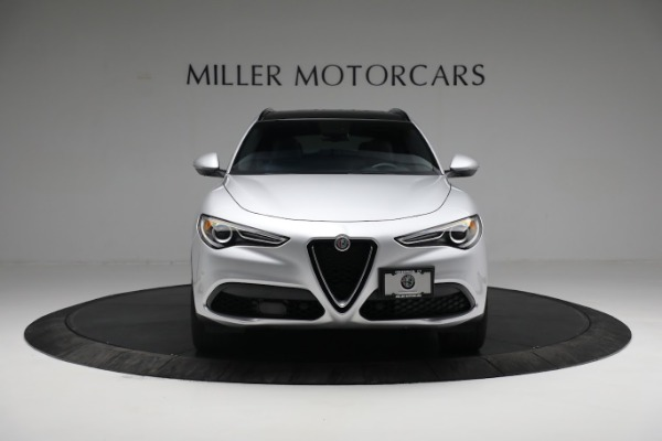 New 2019 Alfa Romeo Stelvio Ti Sport Q4 for sale $52,640 at Bugatti of Greenwich in Greenwich CT 06830 12