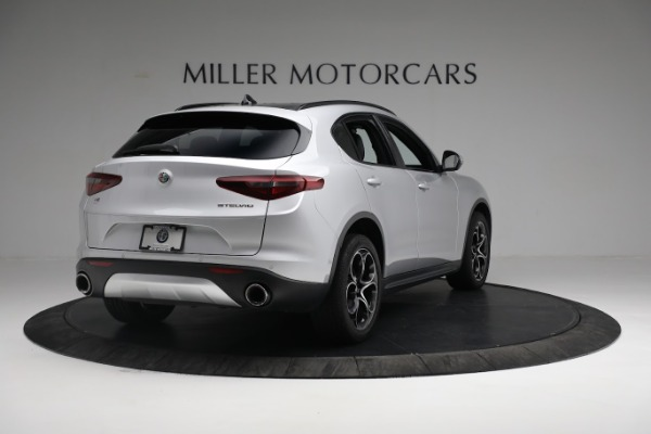 New 2019 Alfa Romeo Stelvio Ti Sport Q4 for sale $52,640 at Bugatti of Greenwich in Greenwich CT 06830 9