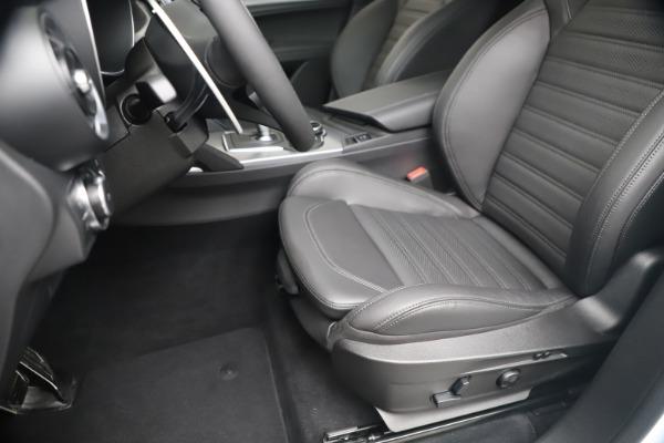 New 2019 Alfa Romeo Stelvio Ti Sport Q4 for sale $52,140 at Bugatti of Greenwich in Greenwich CT 06830 15