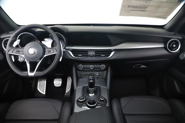 New 2019 Alfa Romeo Stelvio Ti Sport Q4 for sale $52,140 at Bugatti of Greenwich in Greenwich CT 06830 16