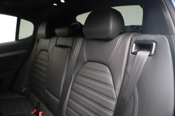 New 2019 Alfa Romeo Stelvio Ti Sport Q4 for sale $52,140 at Bugatti of Greenwich in Greenwich CT 06830 18