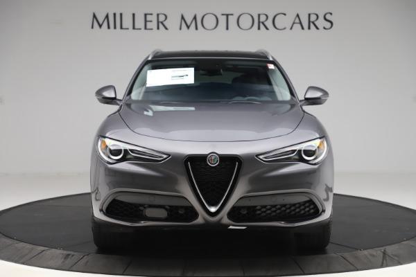New 2019 Alfa Romeo Stelvio Ti Q4 for sale $51,090 at Bugatti of Greenwich in Greenwich CT 06830 12