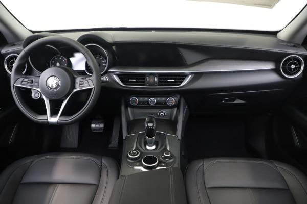 New 2019 Alfa Romeo Stelvio Ti Q4 for sale $51,090 at Bugatti of Greenwich in Greenwich CT 06830 16