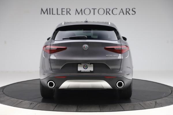 New 2019 Alfa Romeo Stelvio Ti Q4 for sale $51,090 at Bugatti of Greenwich in Greenwich CT 06830 6