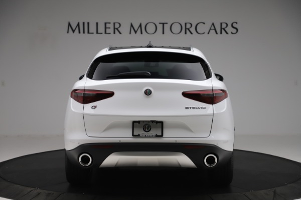 New 2019 Alfa Romeo Stelvio Ti Q4 for sale $51,490 at Bugatti of Greenwich in Greenwich CT 06830 6