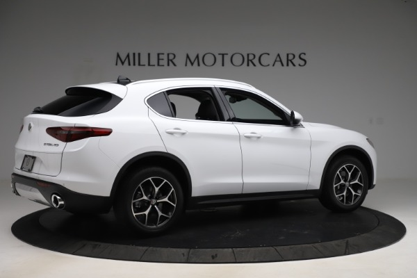 New 2019 Alfa Romeo Stelvio Ti Q4 for sale $51,490 at Bugatti of Greenwich in Greenwich CT 06830 8