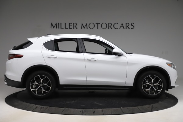New 2019 Alfa Romeo Stelvio Ti Q4 for sale $51,490 at Bugatti of Greenwich in Greenwich CT 06830 9