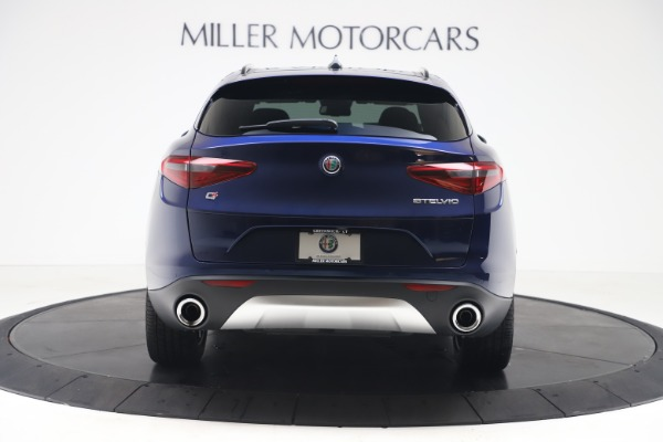 New 2019 Alfa Romeo Stelvio Ti Sport Q4 for sale $53,990 at Bugatti of Greenwich in Greenwich CT 06830 6