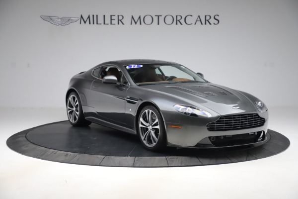 Used 2012 Aston Martin V12 Vantage Coupe for sale $115,900 at Bugatti of Greenwich in Greenwich CT 06830 10