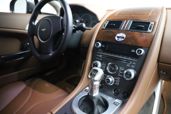 Used 2012 Aston Martin V12 Vantage Coupe for sale $115,900 at Bugatti of Greenwich in Greenwich CT 06830 17
