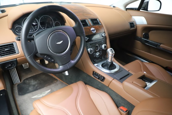 Used 2012 Aston Martin V12 Vantage Coupe for sale $115,900 at Bugatti of Greenwich in Greenwich CT 06830 18