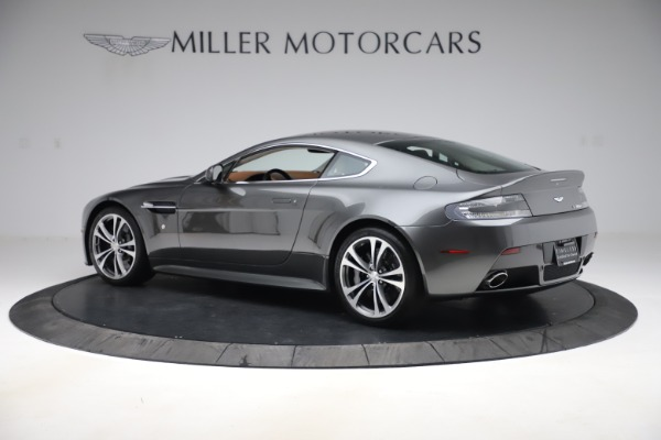 Used 2012 Aston Martin V12 Vantage Coupe for sale $115,900 at Bugatti of Greenwich in Greenwich CT 06830 3