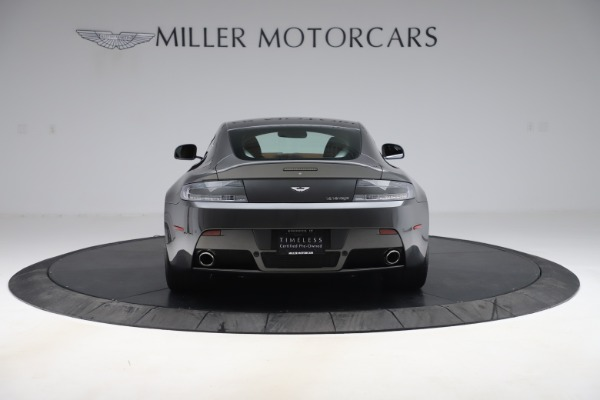 Used 2012 Aston Martin V12 Vantage Coupe for sale $115,900 at Bugatti of Greenwich in Greenwich CT 06830 5