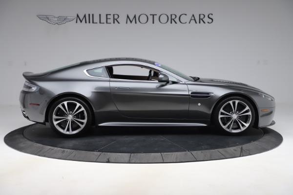 Used 2012 Aston Martin V12 Vantage Coupe for sale $115,900 at Bugatti of Greenwich in Greenwich CT 06830 8