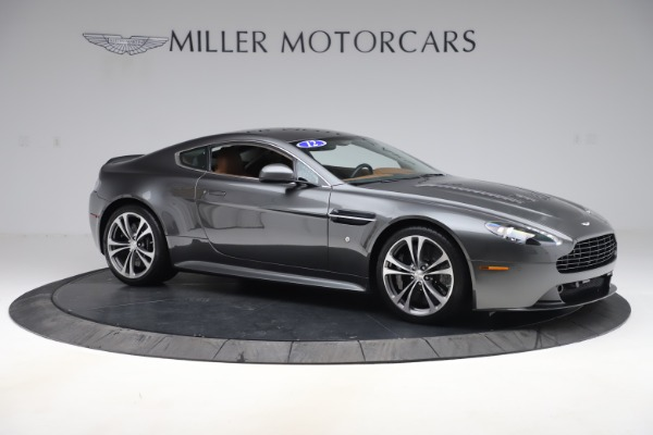 Used 2012 Aston Martin V12 Vantage Coupe for sale $115,900 at Bugatti of Greenwich in Greenwich CT 06830 9
