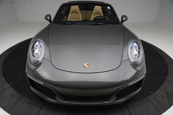 Used 2017 Porsche 911 Targa 4S for sale $123,900 at Bugatti of Greenwich in Greenwich CT 06830 19