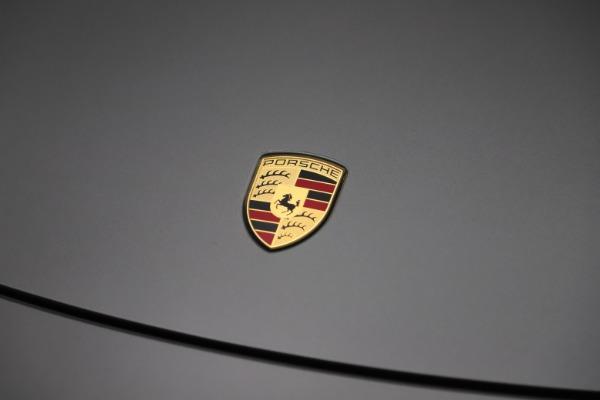 Used 2017 Porsche 911 Targa 4S for sale $123,900 at Bugatti of Greenwich in Greenwich CT 06830 20