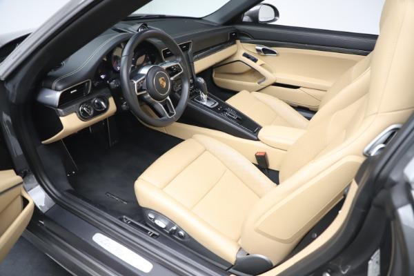 Used 2017 Porsche 911 Targa 4S for sale $123,900 at Bugatti of Greenwich in Greenwich CT 06830 23