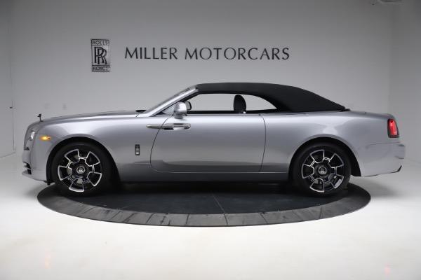 Used 2019 Rolls-Royce Dawn Black Badge for sale $355,900 at Bugatti of Greenwich in Greenwich CT 06830 12