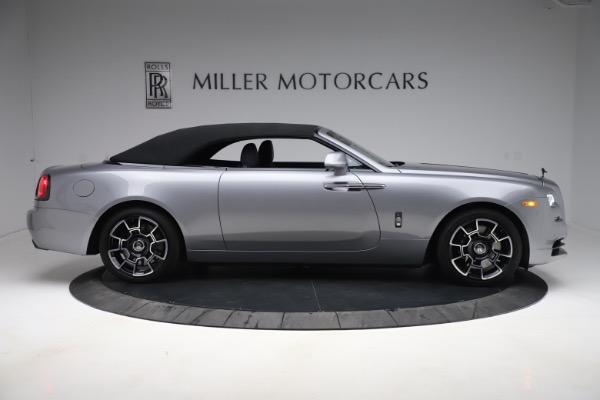 Used 2019 Rolls-Royce Dawn Black Badge for sale $355,900 at Bugatti of Greenwich in Greenwich CT 06830 16