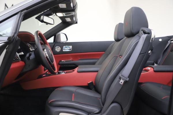 Used 2019 Rolls-Royce Dawn Black Badge for sale $355,900 at Bugatti of Greenwich in Greenwich CT 06830 19