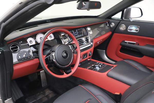 Used 2019 Rolls-Royce Dawn Black Badge for sale $355,900 at Bugatti of Greenwich in Greenwich CT 06830 23