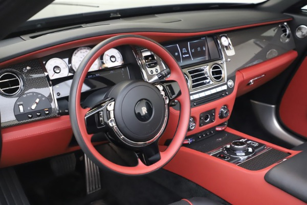 Used 2019 Rolls-Royce Dawn Black Badge for sale $355,900 at Bugatti of Greenwich in Greenwich CT 06830 24