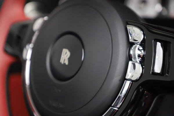 Used 2019 Rolls-Royce Dawn Black Badge for sale $355,900 at Bugatti of Greenwich in Greenwich CT 06830 25