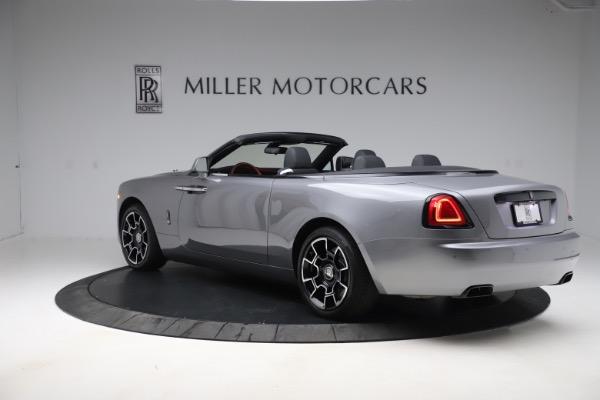 Used 2019 Rolls-Royce Dawn Black Badge for sale $355,900 at Bugatti of Greenwich in Greenwich CT 06830 4