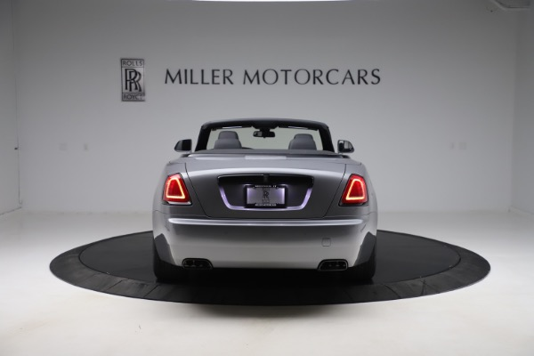 Used 2019 Rolls-Royce Dawn Black Badge for sale $355,900 at Bugatti of Greenwich in Greenwich CT 06830 5